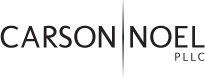 Carson Noel PLLC Logo